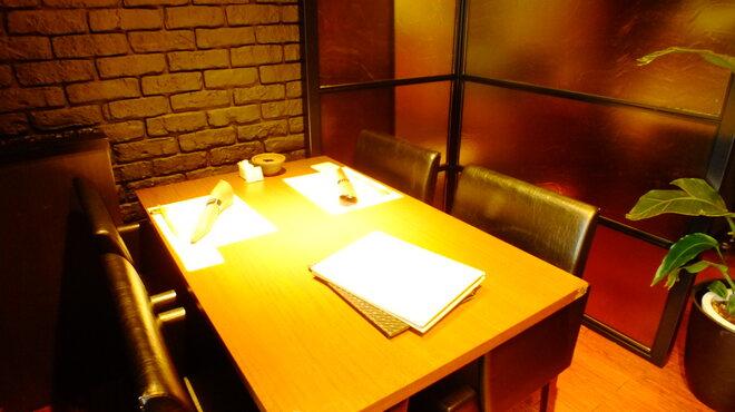 鉄板 松阪屋 - メイン写真: