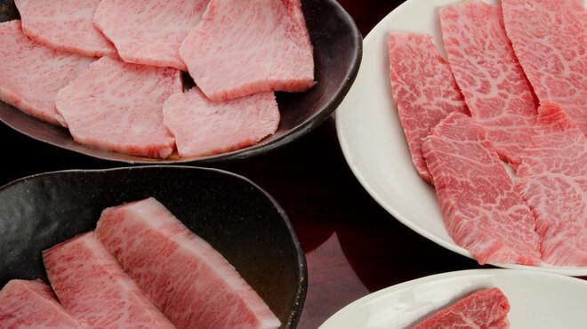 焼肉 琉璃 - 料理写真:上質な黒毛和牛☆