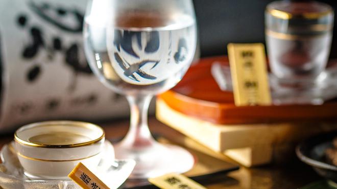赤羽 和牛と地酒 和み家 - ドリンク写真: