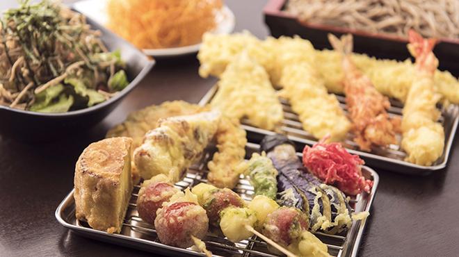 天ぷら酒場 by つか蕎麦 - メイン写真: