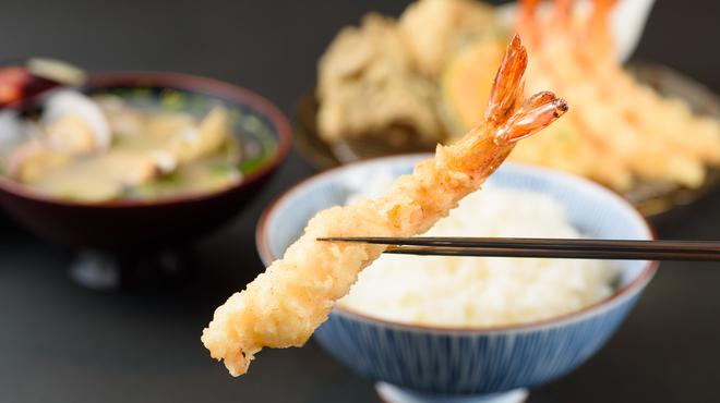天ぷらめし 金子半之助 - 料理写真:料理写真