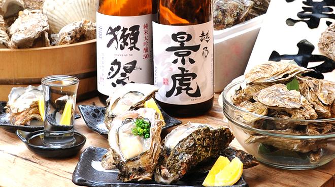 牡蠣貝鮮かいり - メイン写真: