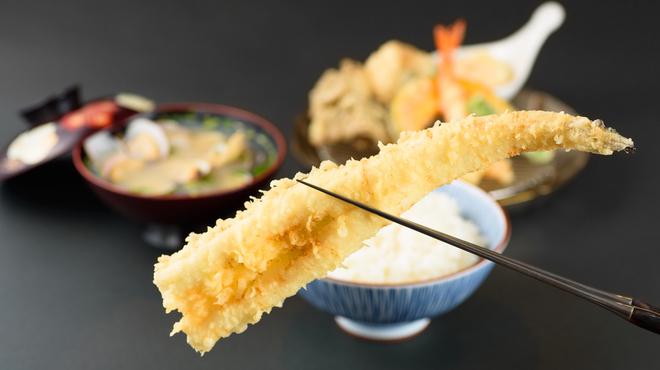 天ぷらめし 金子半之助  - 料理写真: