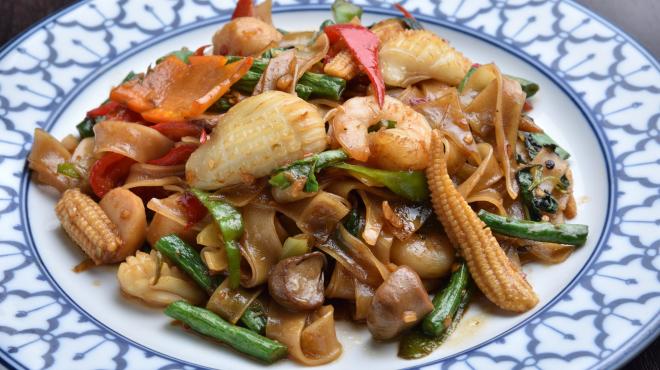 タイレストラン 沌 - メイン写真:パッキーマオタレー
