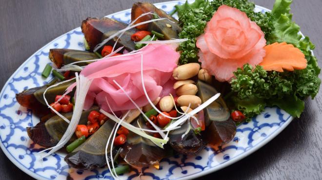 タイレストラン 沌 - メイン写真:ヤムカイヨーマ
