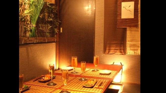 完全個室居酒屋 ゆずの小町 - メイン写真: