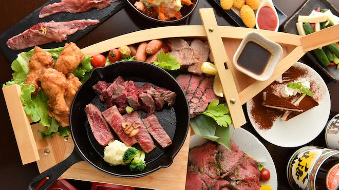和牛肉バル 錦えもん - メイン写真:
