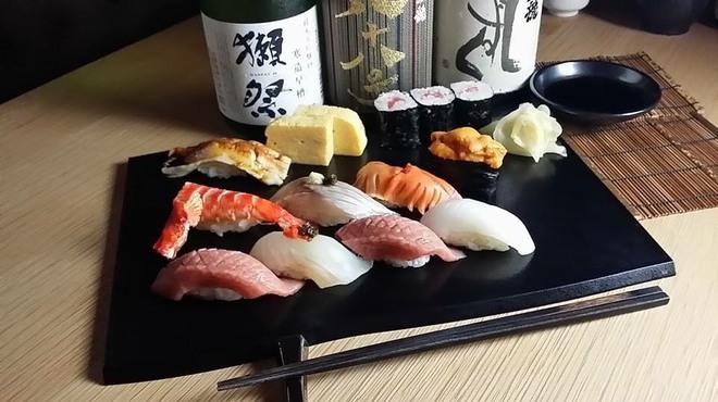 板前寿司 江戸 - メイン写真: