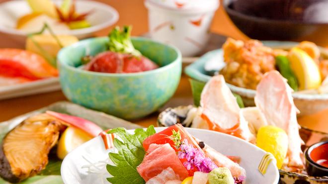 鮨酒肴や魚忠本店 - メイン写真: