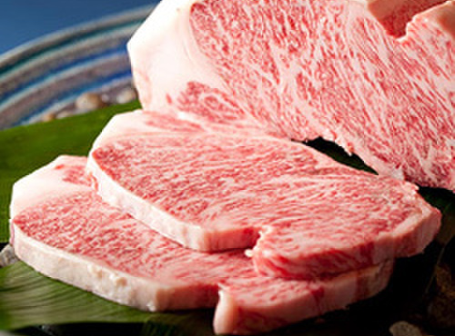 吉澤 - 料理写真:■□サーロインステーキ□■牛肉の旨みを心ゆくまで・・・。