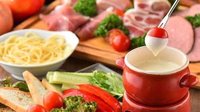シュラスコ&ラクレットチーズ食べ放題 チーズガーデン - メイン写真: