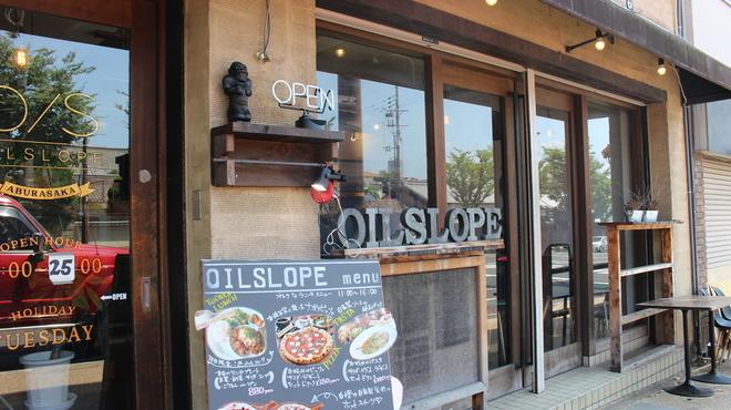 OIL SLOPE - メイン写真: