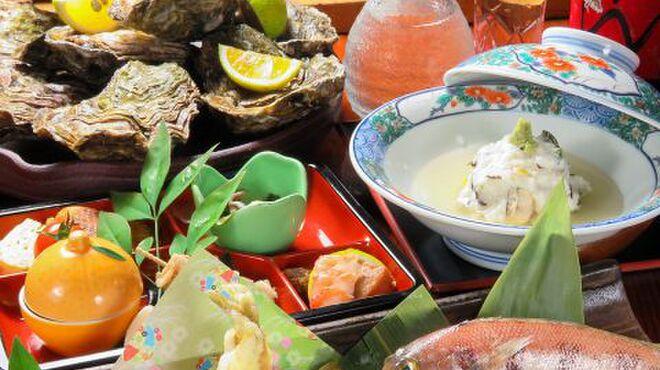 広島の旬 なかたに - メイン写真:
