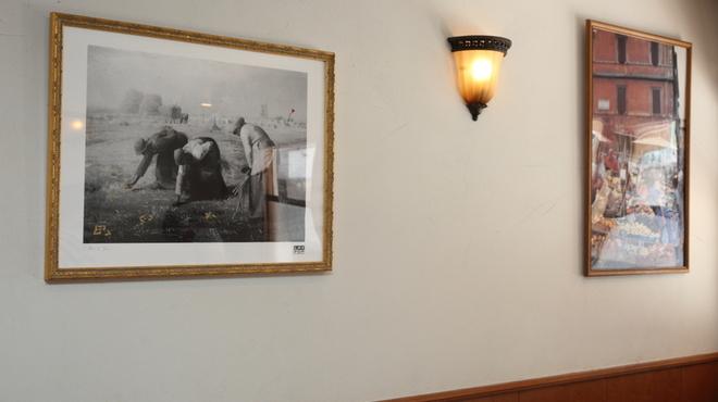 ピッツェリア ファッブリカ 1090 - 内観写真: