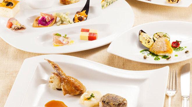 フローラ - 料理写真:25周年記念 ランチ