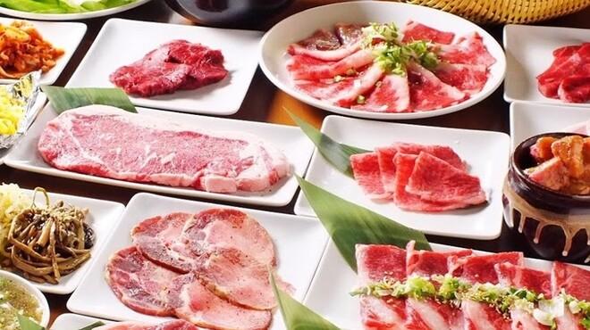和牛 焼肉 食べ放題 肉屋の台所 - メイン写真:
