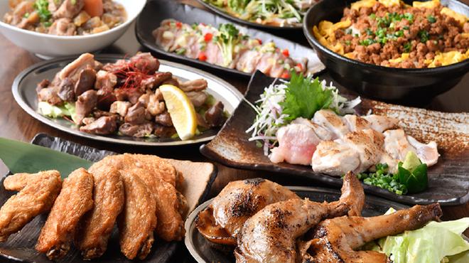 博多もつ鍋と焼き鳥食べ飲み放題 個室居酒屋 鶏の久兵衛 - メイン写真:
