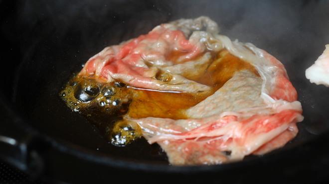 すきやき 牛道 - 料理写真: