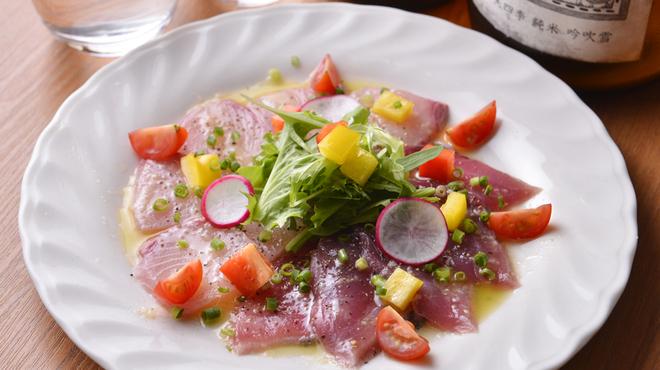 日本酒と魚 Crew's kitchen - メイン写真: