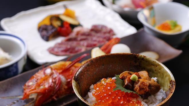 炉端焼レストラン 志古津 - メイン写真: