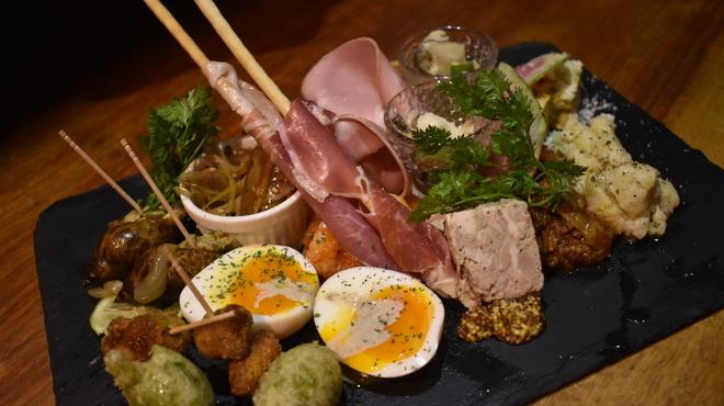 ワイン&肉バル nukumi - メイン写真: