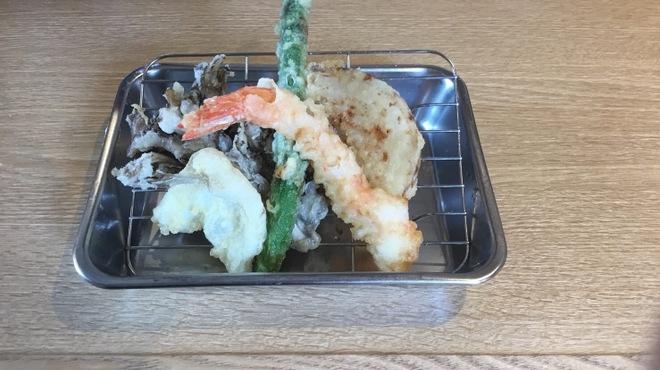 天ぷら さいとう 博多 - 料理写真:
