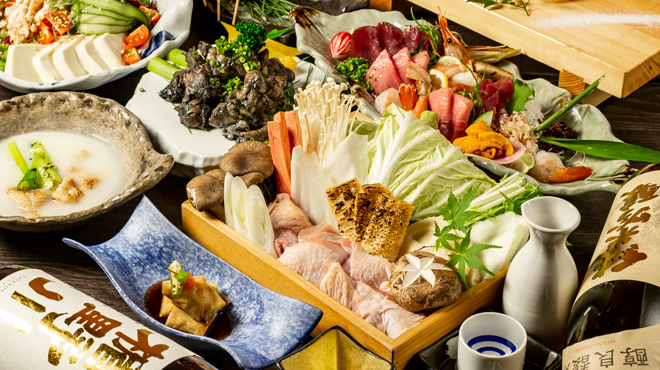 地鶏専門店 雲仙 - メイン写真: