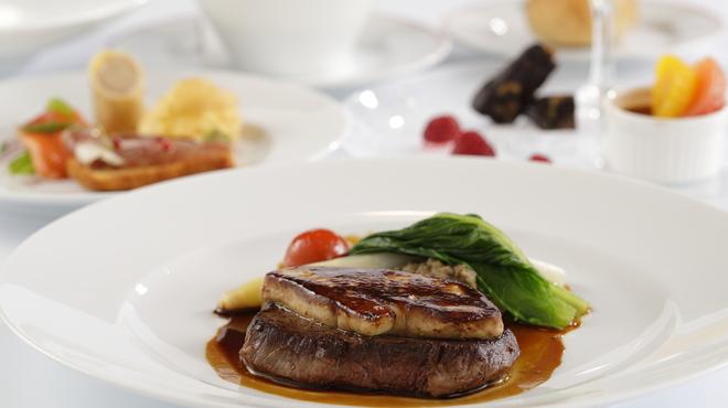 レストラン Rivage - 料理写真:洋食コース5000円