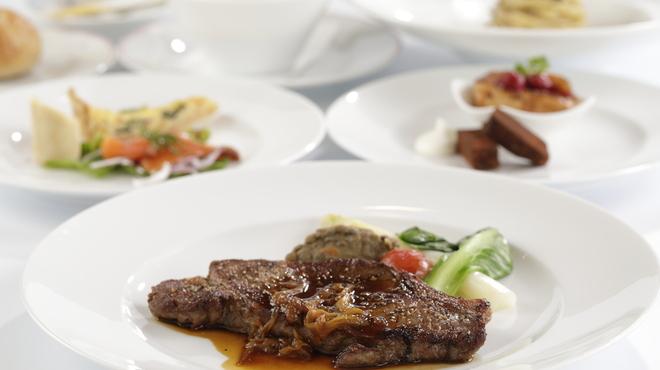 レストラン Rivage - 料理写真:洋食コース3500円