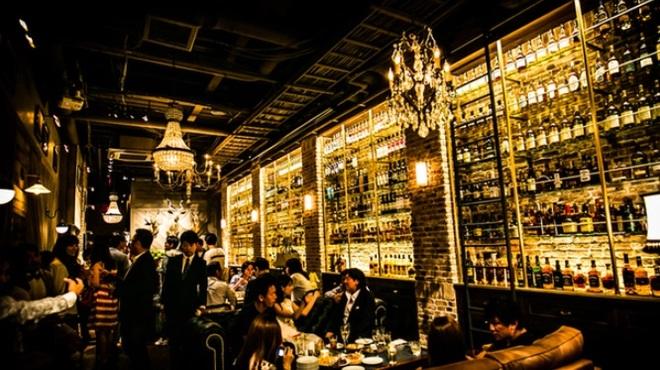 TOKYO Whisky Library - メイン写真: