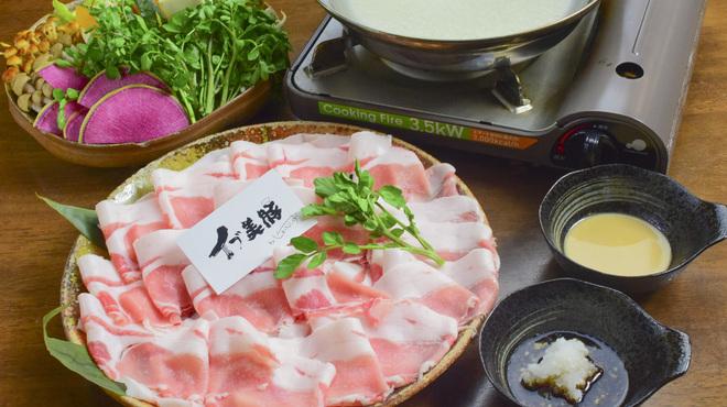 幻のブランド豚 イブ美豚 専門店 じょーじぃず - メイン写真: