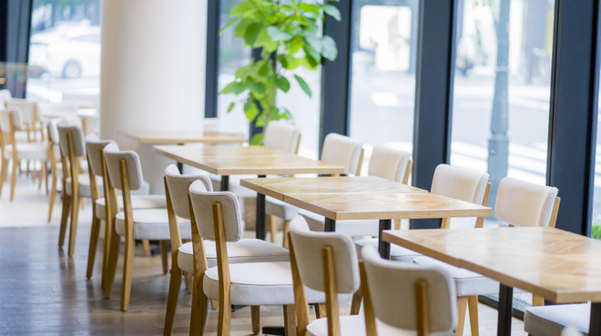 METoA Cafe & Kitchen - メイン写真: