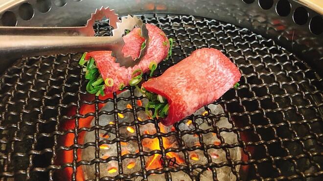 炭火焼肉 武蔵 - メイン写真: