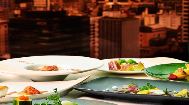 レストラン・ブリーズ・ヴェール - 料理写真:9月度スペシャリティメニュー