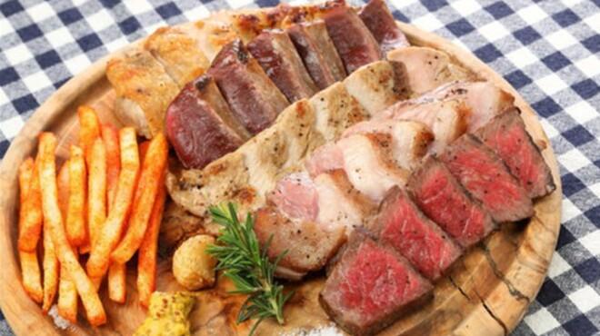 イタリアン&肉バル 北の国バル - メイン写真:
