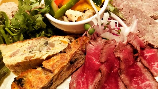 Salad days ラム&パクチー - メイン写真: