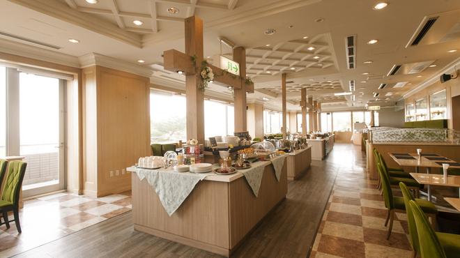 レストラン KANON - 内観写真: