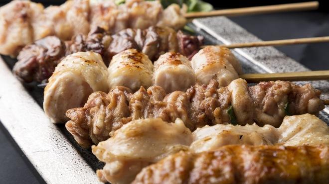 薙-nagi-熟成鶏十八番 - 料理写真: