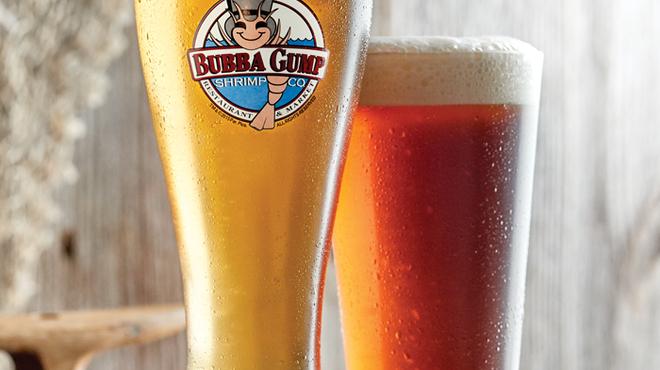 ババ・ガンプ・シュリンプ 東京 - ドリンク写真:ドラフトビール