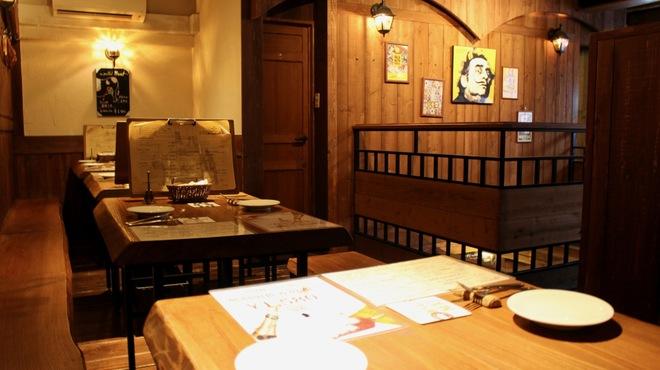 裏路地レストラン レクエルド - メイン写真: