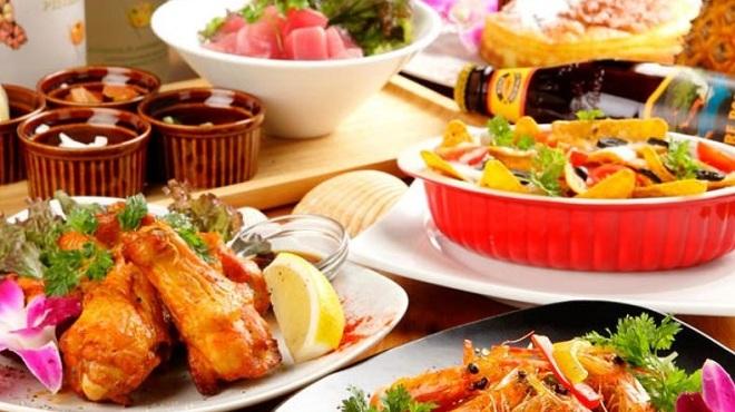 34f1273a32ffa ワイキキ (WAIKIKI) - 扇町 ハワイ料理  食べログ