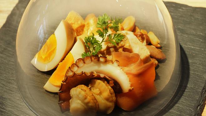 九吾郎ワインテーブル - 料理写真: