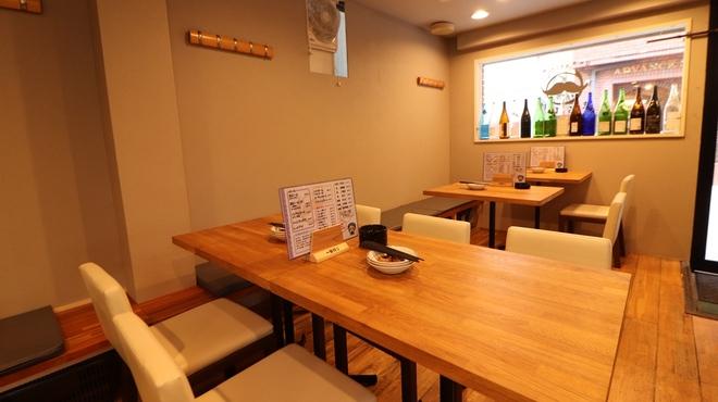 日本酒 ときどき豚 まるひげ - メイン写真: