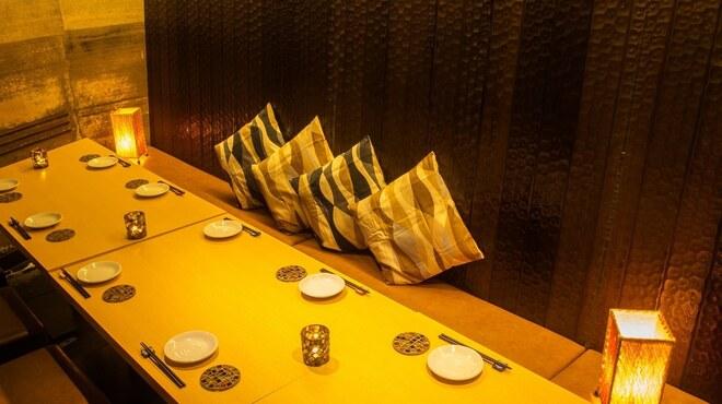 チーズフォンデュ 個室ダイニング 菜の門 - メイン写真: