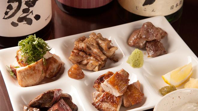 和風個室 本格炭火焼 鶏しぐれ - メイン写真: