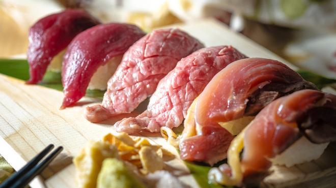 肉寿司バル - メイン写真: