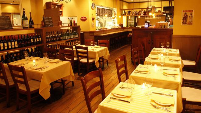イタリア料理屋 タント ドマーニ - メイン写真: