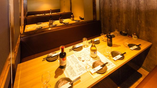 個室居酒屋 季作 - メイン写真: