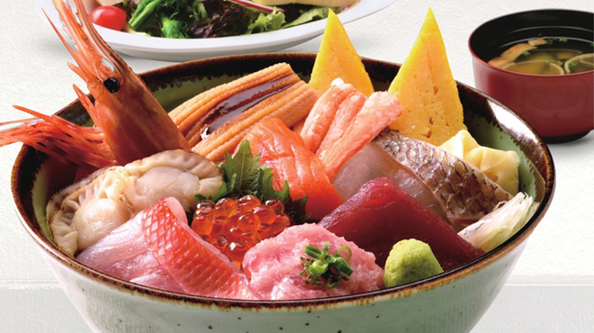 海鮮厨房 夢蘭 - メイン写真: