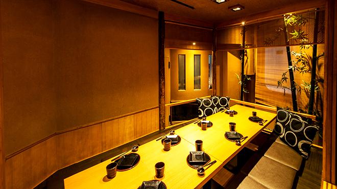 地鶏と個室居酒屋 辻留 - メイン写真: